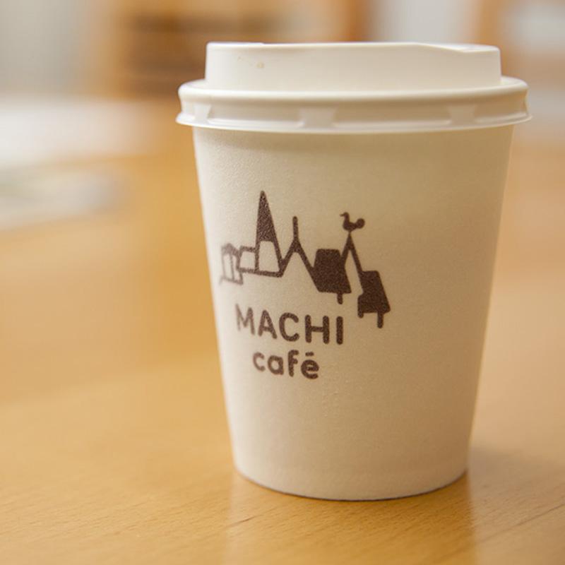ローソン MACHI cafe